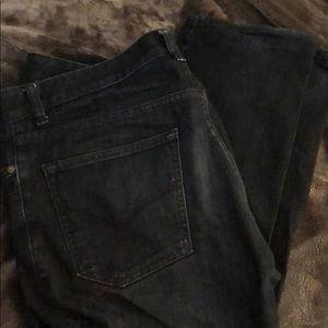 Calvin Klein men's jeans.